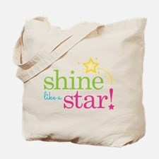 Funny Sparkling Tote Bag