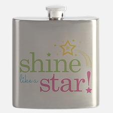 Cute Brilliant Flask
