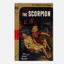 The Scorpion Postcards (Package of 8)