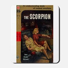 The Scorpion Mousepad