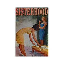 The Sisterhood Rectangle Magnet