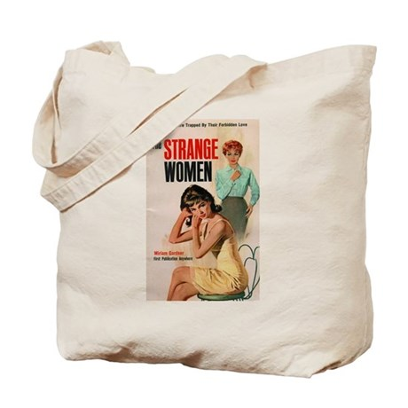 The Strange Women Tote Bag