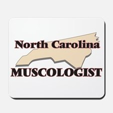 North Carolina Muscologist Mousepad