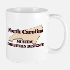 North Carolina Museum Exhibition Designer Mugs