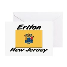 Erlton New Jersey Greeting Cards (Pk of 10)