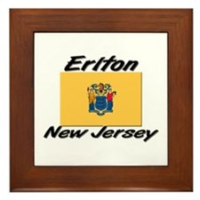 Erlton New Jersey Framed Tile