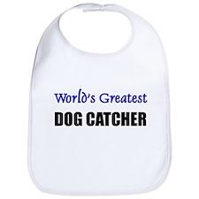 Worlds Greatest DOG CATCHER Bib