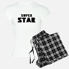 Super Star Pajamas