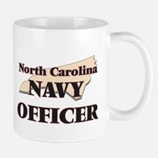 North Carolina Navy Officer Mugs