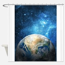 Cool Fantasy art awesome Shower Curtain