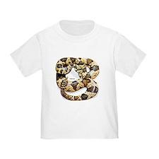 Rattlesnake Snake (Front) T