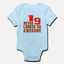 19 Never looked So Awesome Infant Bodysuit