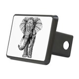 Elephants Hitch Covers