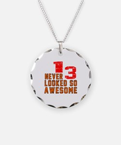 13 Never looked So Awesome Necklace