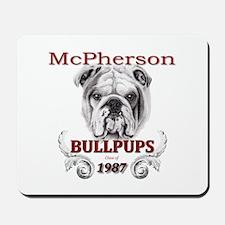 McPherson Bullpup Design 1987 Mousepad