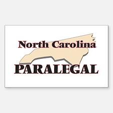 North Carolina Paralegal Decal