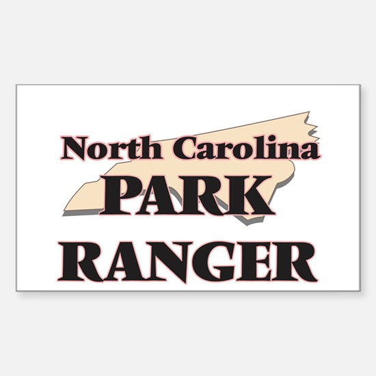 North Carolina Park Ranger Decal