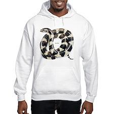 King Snake (Front) Hoodie