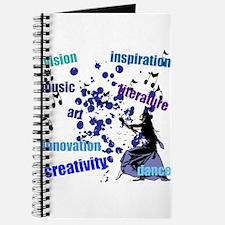 International Creativity Month Journal
