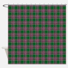 MacFarlane Hunting Scottish Tartan Shower Curtain