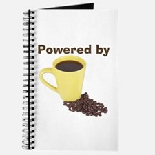 Powered by Coffee Journal