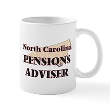 North Carolina Pensions Adviser Mugs
