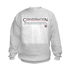 Conversation Sweatshirt