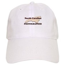 North Carolina Photographer Baseball Cap
