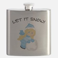 Let It Snow _Blonde.png Flask
