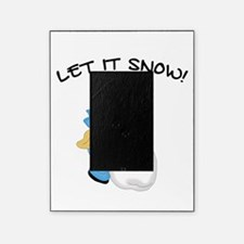 Let It Snow _Blonde.png Picture Frame