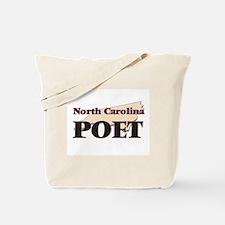 North Carolina Poet Tote Bag
