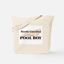 North Carolina Pool Boy Tote Bag