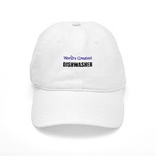 Worlds Greatest DISHWASHER Baseball Cap