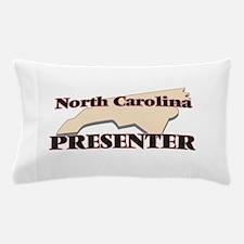 North Carolina Presenter Pillow Case
