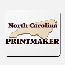 North Carolina Printmaker Mousepad