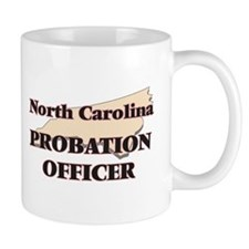North Carolina Probation Officer Mugs