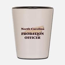 North Carolina Probation Officer Shot Glass