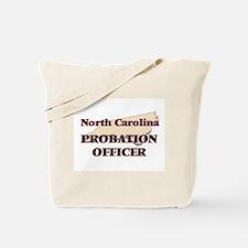 North Carolina Probation Officer Tote Bag