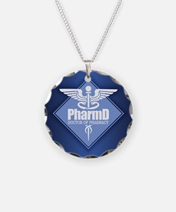 PharmD (b)(diamond) Necklace