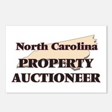North Carolina Property A Postcards (Package of 8)