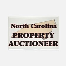 North Carolina Property Auctioneer Magnets