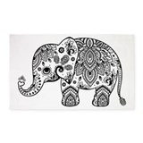 Elephant 3x5 Rugs
