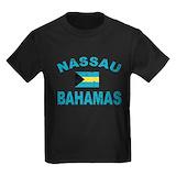 Bahamas Kids T-shirts (Dark)