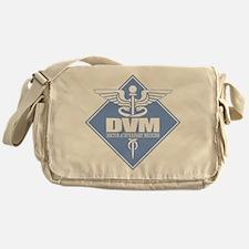 DVM (b)(diamond) Messenger Bag