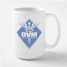 DVM (b)(diamond) Mugs
