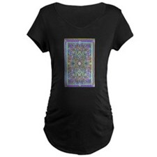 Stained Glass 4 Maternity T-Shirt