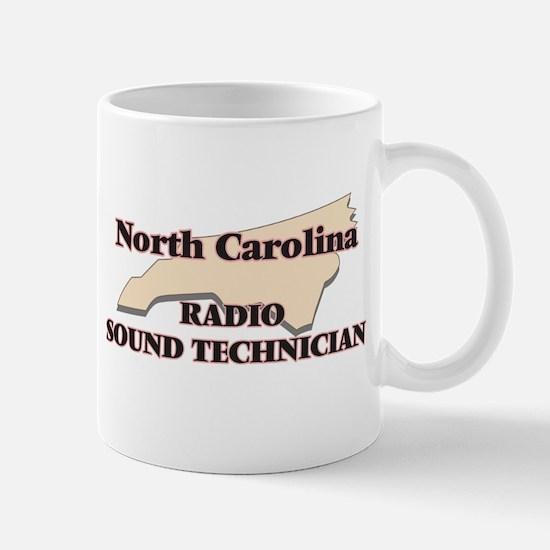 North Carolina Radio Sound Technician Mugs