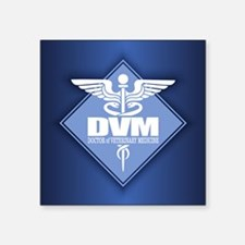 DVM (b)(diamond) Sticker