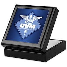 DVM (b)(diamond) Keepsake Box