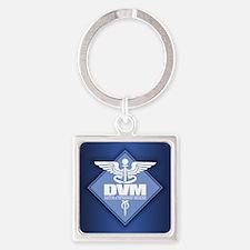 DVM (b)(diamond) Keychains